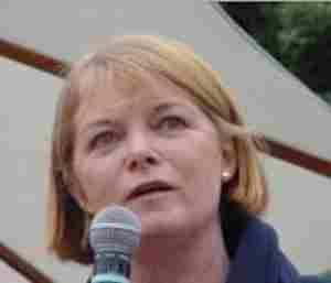 Former ACT MP Muriel Newman